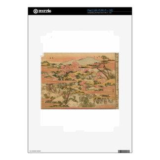 Japanese Countryside Skin For iPad 2