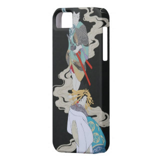 Japanese Couple iPhone 5 Cases