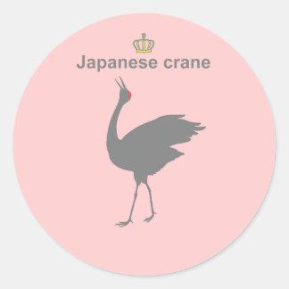 Japanese crane g5