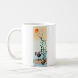 Japanese Cranes no.2 Coffee Mugs