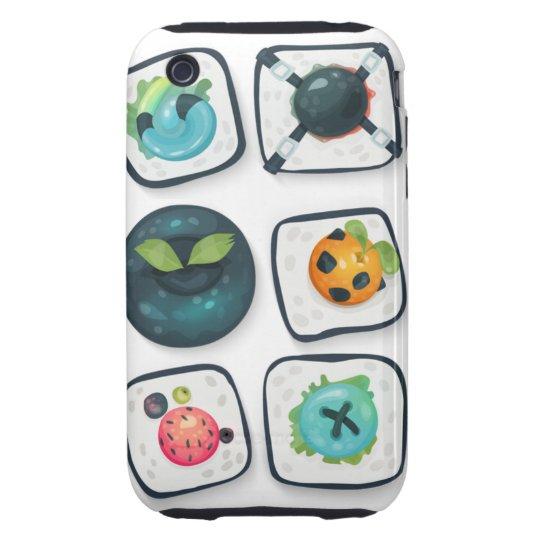 japanese cuisines - sushi iphone speck case