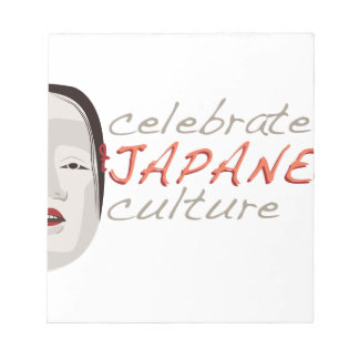 Japanese Culture Notepad