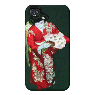 Japanese Dancer Case For iPhone 4