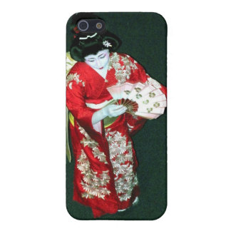 Japanese Dancer Cover For iPhone 5