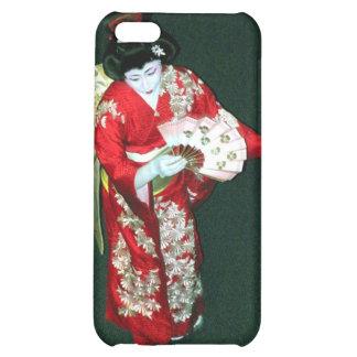 Japanese Dancer iPhone 5C Case