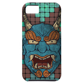 Japanese Demon iPhone 5 Covers