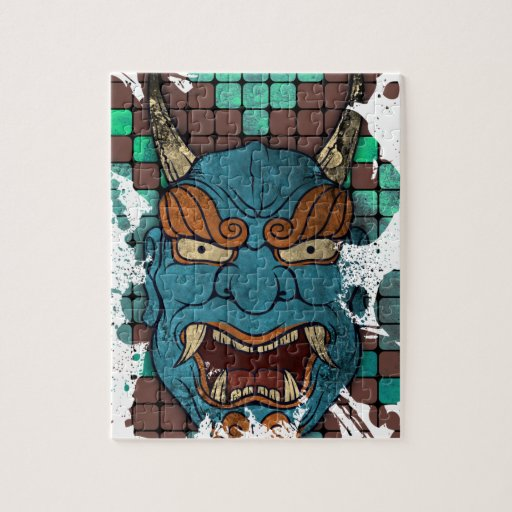Japanese Demon Puzzles