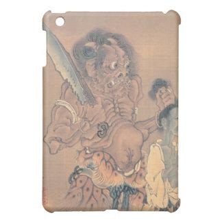 Japanese Demon with a Sword iPad Mini Covers