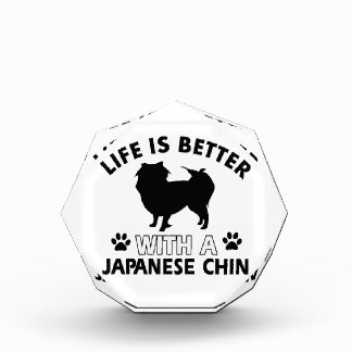 Japanese dog breed designs awards