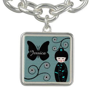 Japanese Doll Bracelet