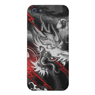 Japanese Dragon Cover For iPhone SE/5/5s