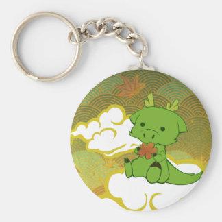 Japanese Dragon keychain