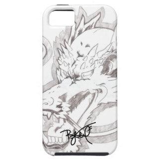 Japanese Dragon Series iPhone SE/5/5s Case