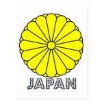 Japanese Emblem Post Cards