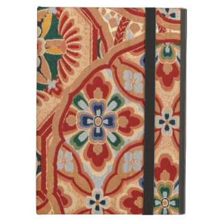 Japanese fabric iPad case