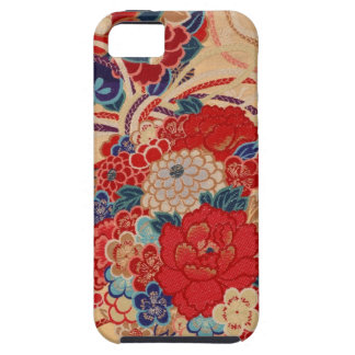 Japanese fabric iPhone 5 Case-Mate Case iPhone 5 Cases