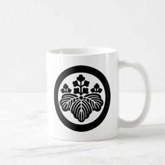 Japanese Family Crest KAMON Symbol Coffee Mug