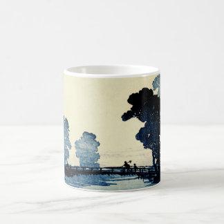 Japanese Father and Son no.2 Coffee Mug