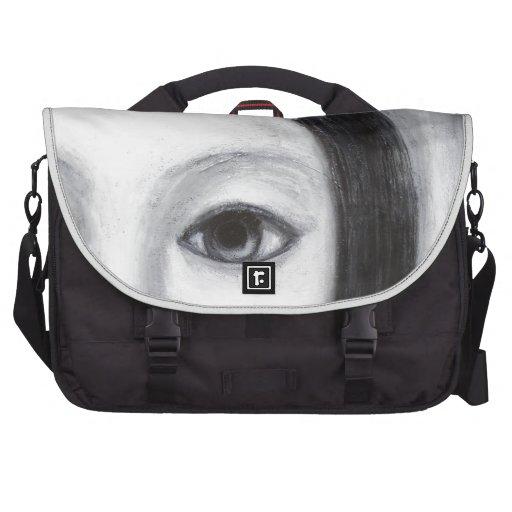 Japanese Female Vampire(surreal realism) Bag For Laptop