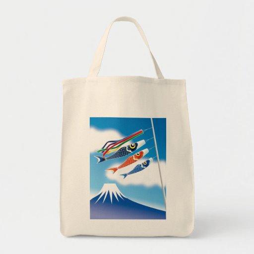 Japanese Festival -Tango no Sekku- 2 Canvas Bag