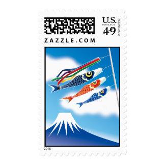 Japanese Festival -Tango no Sekku- 2 Stamp