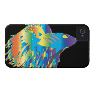 Japanese Fighting Fish Case-Mate iPhone 4 Case