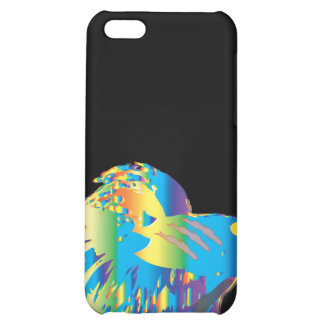 Japanese Fighting Fish iPhone 5C Covers