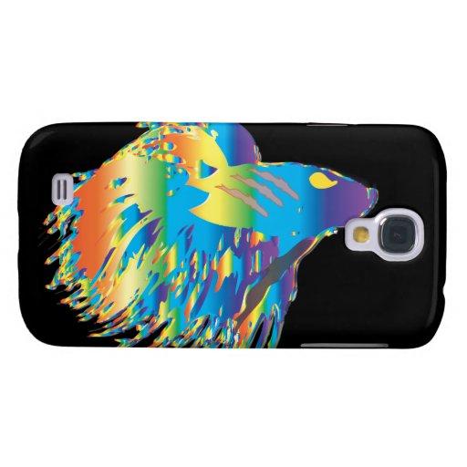 Japanese Fighting Fish Samsung Galaxy S4 Case