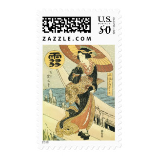 Japanese Fine Art Stamps