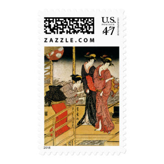 Japanese Fine Art Stamps