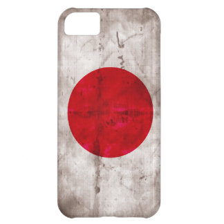 Japanese Flag Case For iPhone 5C
