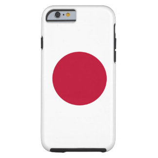 Japanese Flag iPhone 6 case