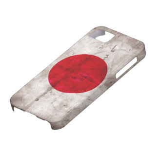 Japanese Flag iPhone SE/5/5s Case