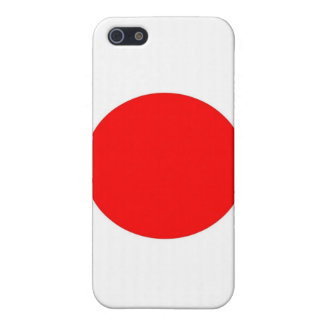 Japanese Flag iPhone SE/5/5s Cover