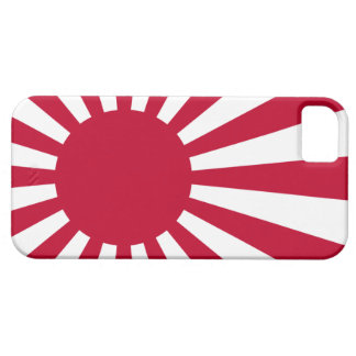 Japanese Flag Rising Sun iPhone case