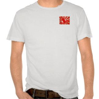 japanese flag- tee shirts