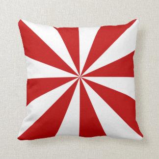 Japanese Flag Throw Pillow