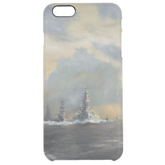 Japanese fleet in Pacific 1942 2013 Clear iPhone 6 Plus Case