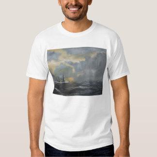 Japanese fleet in Pacific 1942 2013 T-Shirt