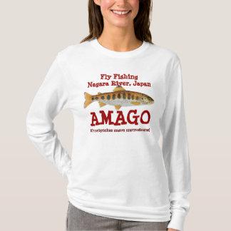Japanese Fly Fishing Amago T-Shirt