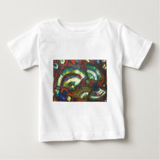 Japanese Folding Fans (New Japonism) Baby T-Shirt