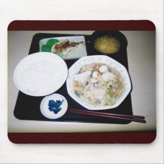 Japanese Food Style Mousepad