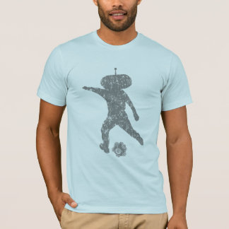 Japanese Football Fantasy - Grey T-Shirt
