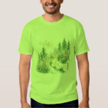 Japanese Forest 2 T Shirt