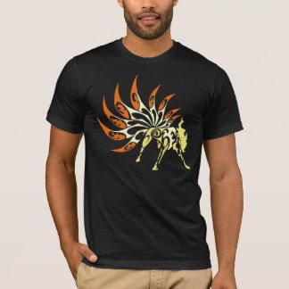 japanese fox demon T-Shirt