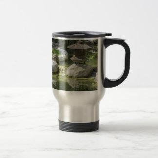 Japanese Garden 1 15 Oz Stainless Steel Travel Mug