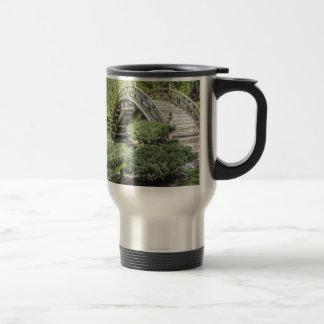 Japanese Garden 1 Travel Mug