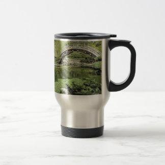 Japanese Garden 2 Travel Mug