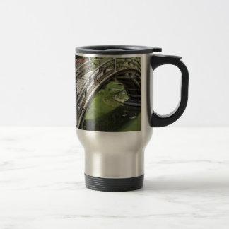 Japanese Garden 3 15 Oz Stainless Steel Travel Mug