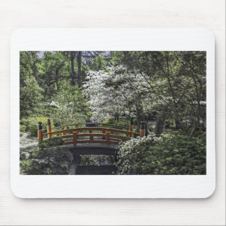 Japanese Garden 4 Mouse Pad